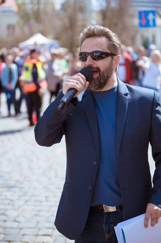 Fényképek - Tavaszi Tekergő - Turisztikai Szezonnyitó / Konferanszié, műsorvezető: Keresztes János / Fotó: Domján Attila