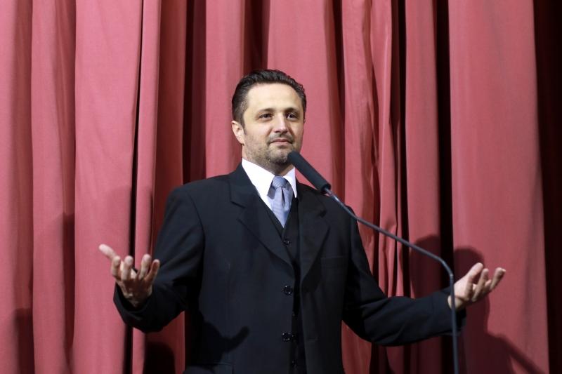 Fényképek - OTP rendezvény - Veszprémi Petőfi Színház / Műsorvezető: Keresztes János / Fotó: Nagy Lajos