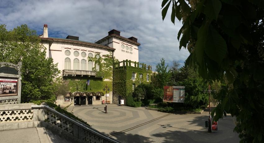 Életrajz - Veszprémi Petőfi Színház / Fotó: btzs